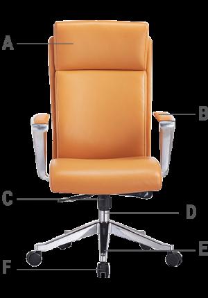 ghế văn phòng epsilon